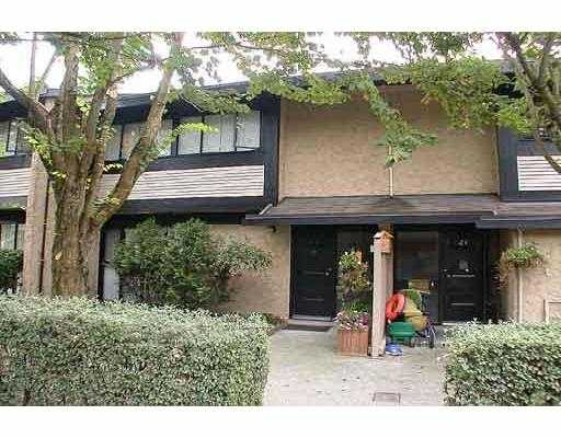 "Main Photo: 22 10291 STEVESTON HY in Richmond: McNair Townhouse for sale in ""EDGEMERE GARDENS"" : MLS® # V548701"