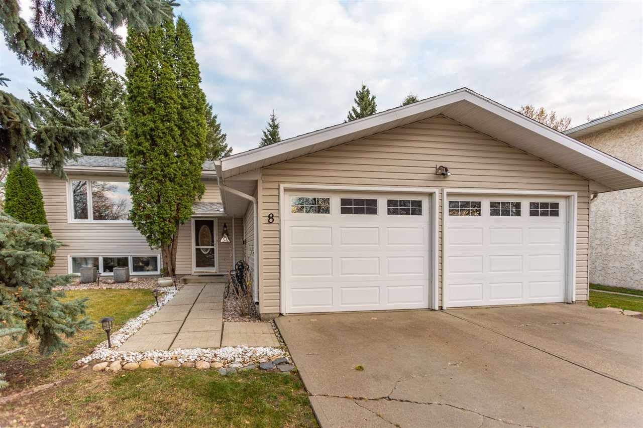 FEATURED LISTING: 8 Beaverbrook Crescent St. Albert