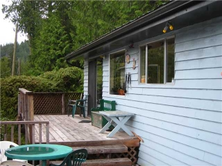 Main Photo: 5984 NORTH LAKE Road in No City Value: Pender Harbour Egmont House for sale (Sunshine Coast)  : MLS® # V940014
