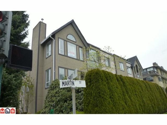 "Main Photo: 305 15035 THRIFT Avenue: White Rock Condo for sale in ""GROSVENOR COURT"" (South Surrey White Rock)  : MLS®# F1210353"