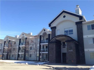 Main Photo: 102 2022 CANYON MEADOWS Drive SE in CALGARY: Queensland Condo for sale (Calgary)  : MLS(r) # C3563650