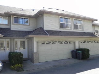 "Main Photo: 33 12165 75TH Avenue in Surrey: West Newton Townhouse for sale in ""Strawberry Hills Estates"" : MLS® # F1310216"