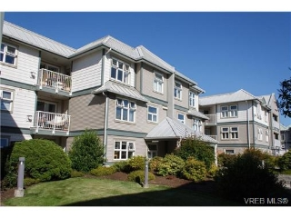 Main Photo: 109 3010 Washington Avenue in VICTORIA: Vi Burnside Condo Apartment for sale (Victoria)  : MLS®# 328515