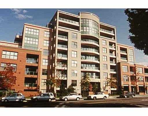 "Main Photo: 801 503 W 16TH AV in Vancouver: Fairview VW Condo for sale in ""PACIFICA"" (Vancouver West)  : MLS® # V538805"