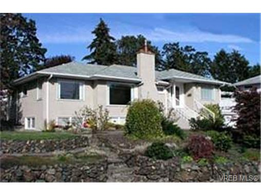 Main Photo: 910 Parklands Drive in VICTORIA: Es Gorge Vale Single Family Detached for sale (Esquimalt)  : MLS®# 181745