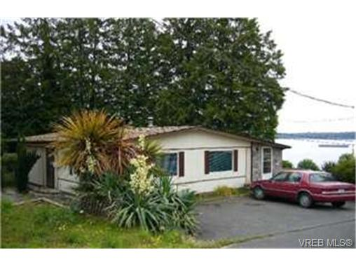 Main Photo: 1 2694 Stautw Road in SAANICHTON: CS Hawthorne Manu Single-Wide for sale (Central Saanich)  : MLS® # 233506