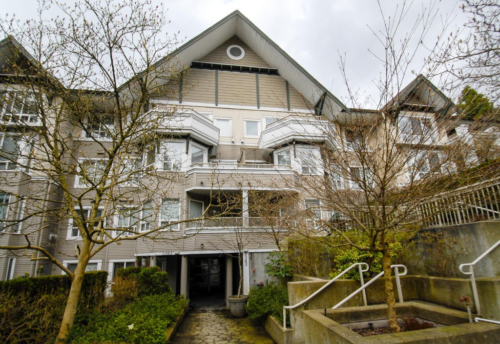 Main Photo: # 203 7383 GRIFFITHS DR in Burnaby: Highgate Condo for sale (Burnaby South)  : MLS® # V1084051