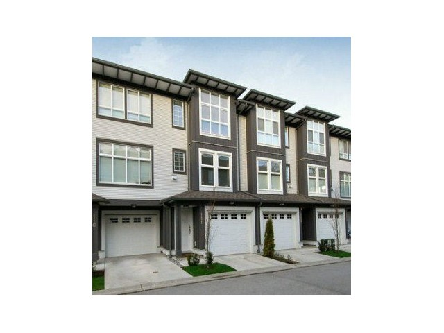 Main Photo: # 102 18777 68A AV in Surrey: Clayton Condo for sale (Cloverdale)  : MLS® # F1430799