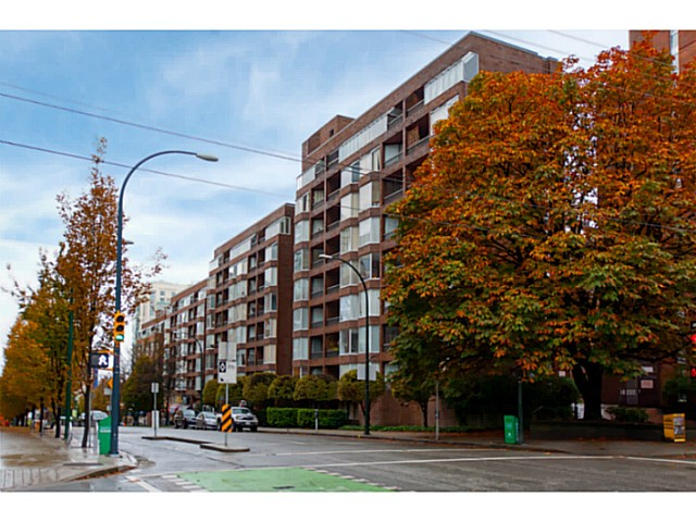 Main Photo: 511 1333 Hornby Street in Vancouver: Downtown Condo for sale (Vancouver West)  : MLS®# V1107921