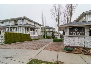 Main Photo: 23 8778 159 STREET in : Fleetwood Tynehead Townhouse for sale (Surrey)  : MLS®# R2044209