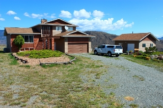 Main Photo: 5877 Buckhorn Road in Kamloops: Cherry Creek House for sale : MLS®# New