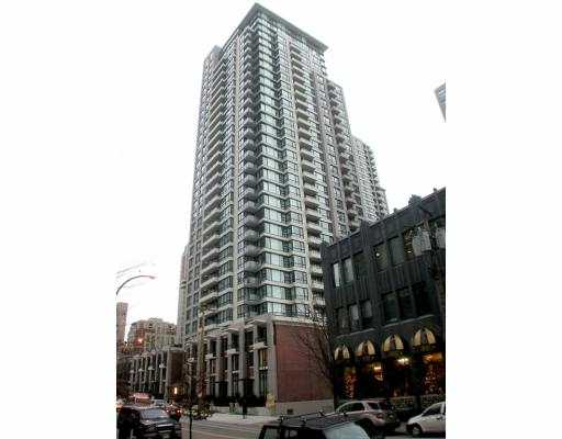 "Main Photo: 928 HOMER Street in Vancouver: Downtown VW Condo for sale in ""YALE TOWN PARK"" (Vancouver West)  : MLS® # V623777"