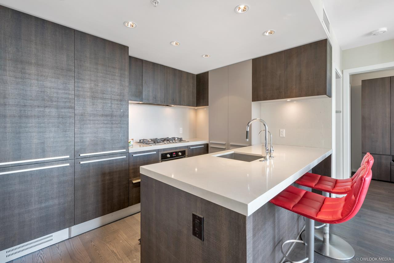 Main Photo: 2001 1351 CONTINENTAL STREET in Vancouver: Downtown VW Condo for sale (Vancouver West)  : MLS®# R2262634