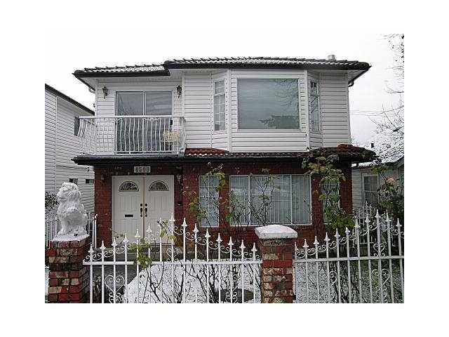Main Photo: 4509 PENDER Street in Burnaby: Capitol Hill BN House for sale (Burnaby North)  : MLS® # V932224