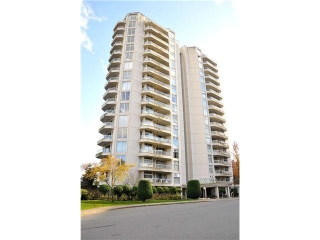 Main Photo: 1703 71 JAMIESON Court in New Westminster: Fraserview NW Condo for sale : MLS(r) # V942688