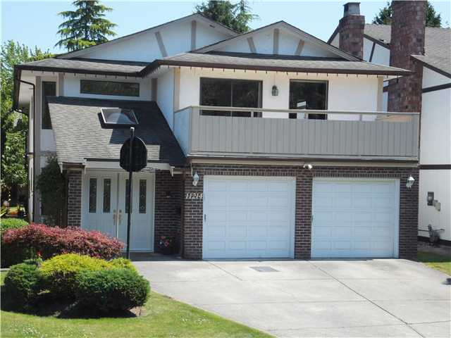 Main Photo: 11214 KINGCOME Avenue in Richmond: Ironwood House for sale : MLS® # V961482