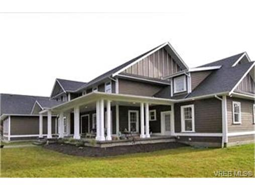 Main Photo: 4985 Deer Park Trail in VICTORIA: Me Kangaroo Single Family Detached for sale (Metchosin)  : MLS® # 209962