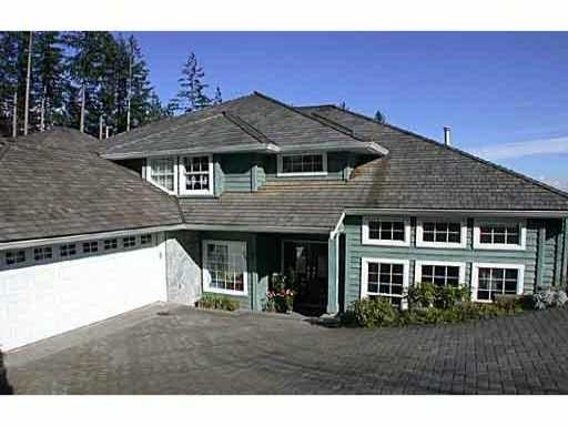 Main Photo: 3838 Michener Way in North Vancouver: Braemar House for sale : MLS®# V1027870