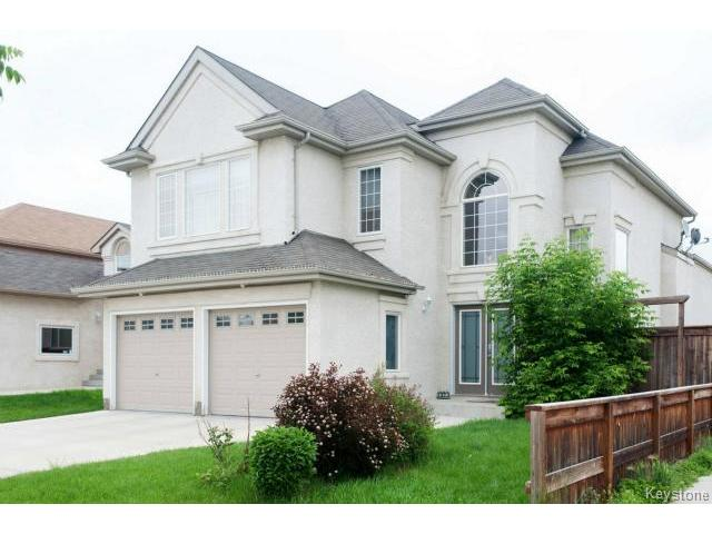 Main Photo: 47 Coxswain Cove in WINNIPEG: Windsor Park / Southdale / Island Lakes Single Family Detached for sale (South East Winnipeg)  : MLS® # 1415358