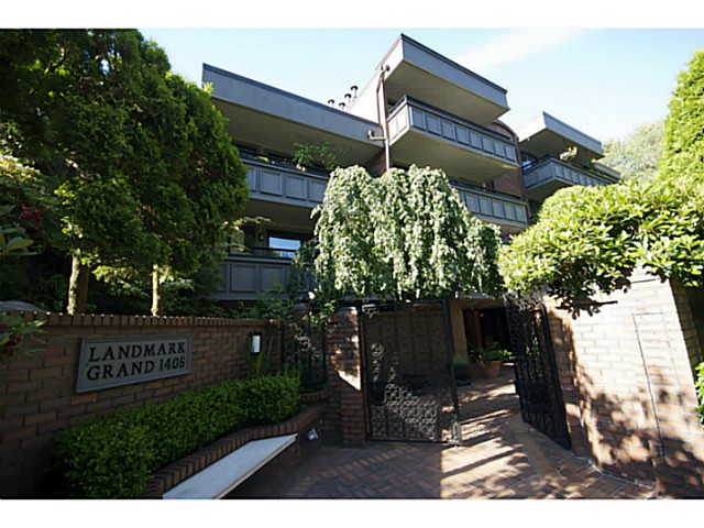 Main Photo: 407 - 1405 West 15th Ave in Vancouver: Fairview VW Condo for sale (Vancouver West)  : MLS®# V1069550