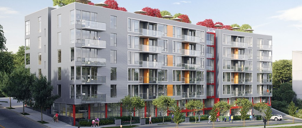 Main Photo: #606-396 E 1st Ave. in Vancouver: False Creek Condo for sale (Vancouver West)  : MLS(r) # Presale