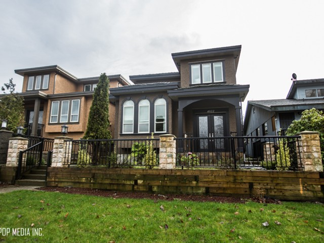 Main Photo: 4022 DOMINION ST in Burnaby: BN Central House for sale (Burnaby North)  : MLS® # V1104174