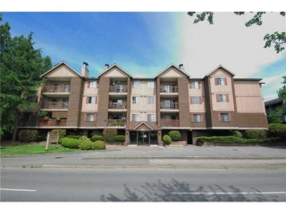 Main Photo: 113 8511 WESTMINSTER HIGHWAY in Richmond: Brighouse Condo for sale : MLS®# V1141492