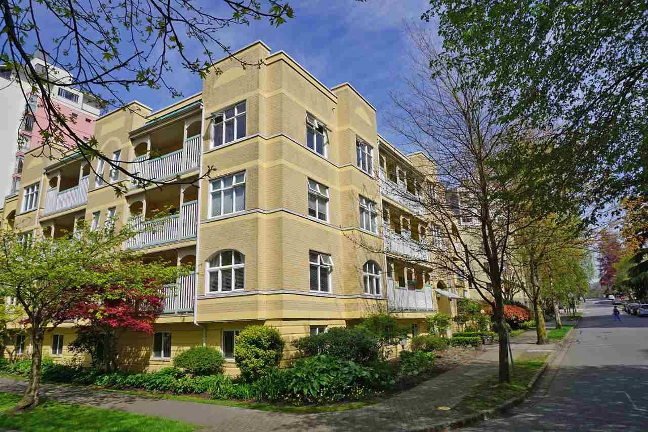 Photo 13: 103 1125 GILFORD STREET in Vancouver: West End VW Condo for sale (Vancouver West)  : MLS(r) # R2055811