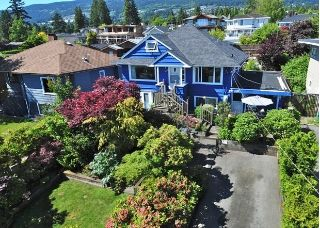 Main Photo: 1255 Esquimalt Avenue in West Vancouver: Ambleside House for rent