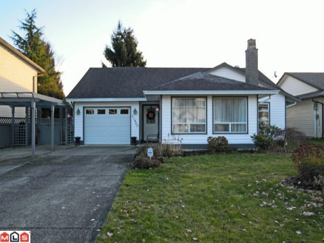 Main Photo: 21440 95TH Avenue in Langley: Walnut Grove House for sale : MLS® # F1203456