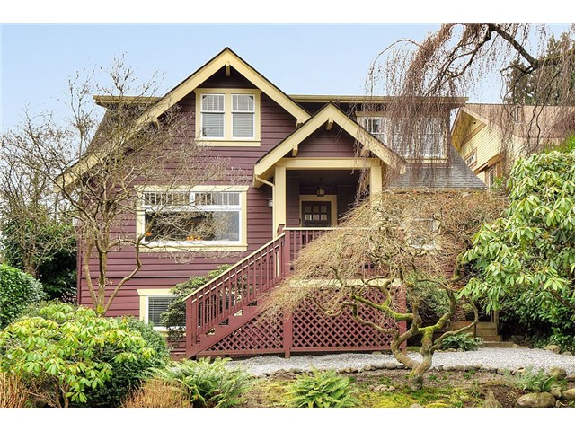 "Main Photo: 3534 W 26TH Avenue in Vancouver: Dunbar House for sale in ""DUNBAR"" (Vancouver West)  : MLS® # V932636"