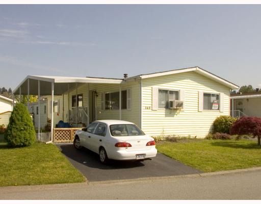 Main Photo: # 145 145 KING EDWARD ST in : Maillardville Manufactured Home for sale : MLS® # V750633