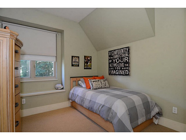 Photo 13: 875 W 24TH AV in Vancouver: Cambie House for sale (Vancouver West)  : MLS® # V1057982