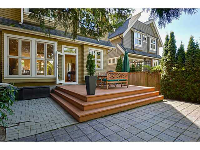 Photo 20: 875 W 24TH AV in Vancouver: Cambie House for sale (Vancouver West)  : MLS® # V1057982