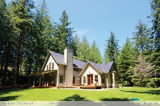 Main Photo: 1755 Emily Lane in Bowen Island: King Edward Bay House for sale : MLS® # V1071161