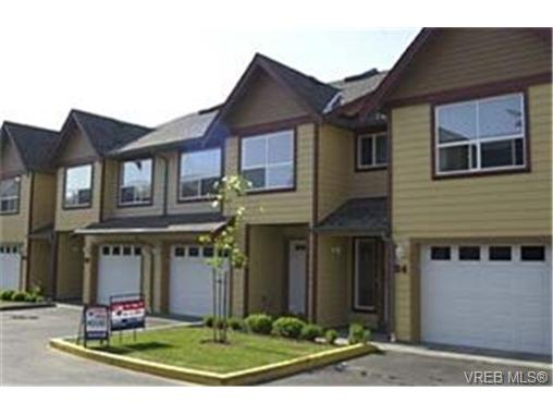 Main Photo: 23 172 Belmont Road in VICTORIA: Co Colwood Corners Townhouse for sale (Colwood)  : MLS® # 187112
