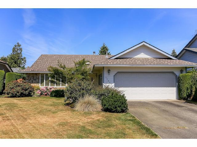 "Main Photo: 15665 93RD Avenue in Surrey: Fleetwood Tynehead House for sale in ""Belair Estates"" : MLS® # F1417825"