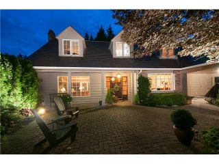 Main Photo: 4030 RIPPLE RD in West Vancouver: Bayridge House for sale : MLS® # V1083678