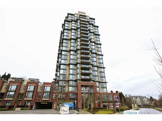 Main Photo: # 1401 15 E ROYAL AV in New Westminster: Fraserview NW Condo for sale : MLS® # V1084978