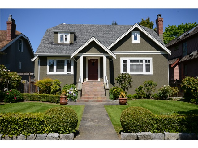 Photo 1: 2835 W 31ST AV in Vancouver: MacKenzie Heights House for sale (Vancouver West)  : MLS(r) # V1122632