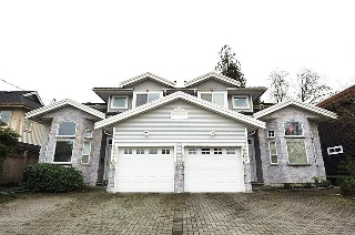 Main Photo: 5568 IRVING STREET in Burnaby: Forest Glen BS House 1/2 Duplex for sale (Burnaby South)  : MLS(r) # R2032600