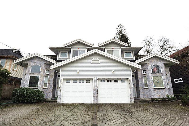 Main Photo: 5568 IRVING STREET in Burnaby: Forest Glen BS House 1/2 Duplex for sale (Burnaby South)  : MLS® # R2032600