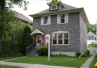 Main Photo: 205 Aubrey Street in Winnipeg: Wolseley Single Family Detached for sale (West Winnipeg)  : MLS® # 1614389