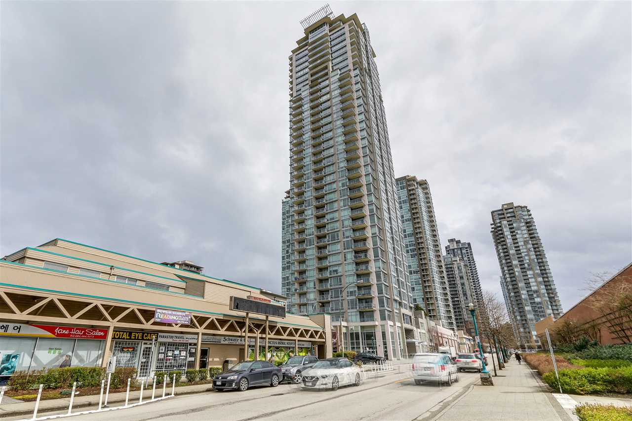Main Photo: 2908 2955 ATLANTIC AVENUE in Coquitlam: North Coquitlam Condo for sale : MLS®# R2155073