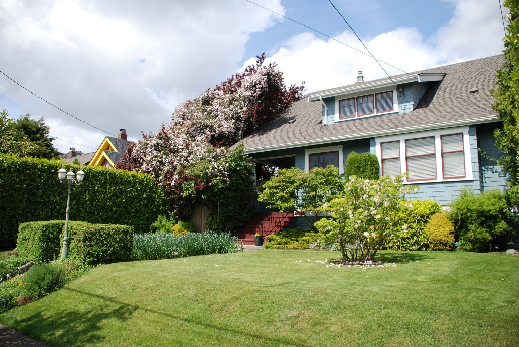 "Main Photo: 1105 DUBLIN ST in New Westminster: Moody Park House for sale in ""MOODY PARK"" : MLS® # V992485"