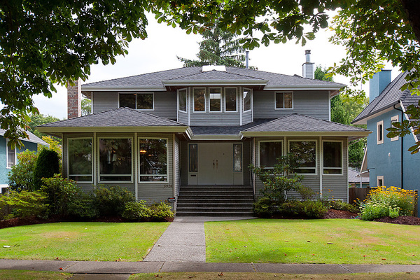 Main Photo: 5928 TRAFALGAR ST in Vancouver: Kerrisdale House for sale (Vancouver West)  : MLS® # V1023396