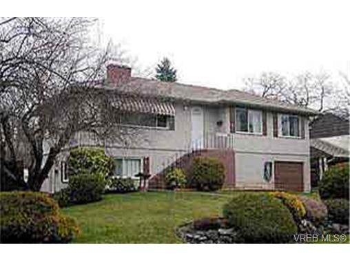 Main Photo: 672 Jones Terrace in VICTORIA: SW Tillicum Single Family Detached for sale (Saanich West)  : MLS® # 140994