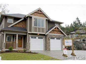 Main Photo: 3633 Coleman Place in VICTORIA: Co Latoria Residential for sale (Colwood)  : MLS(r) # 302702