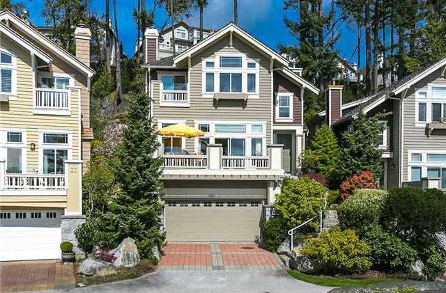 Main Photo: 4929 Edendale Court in West Vancouver: Caulfeild House for sale : MLS® # V1116179
