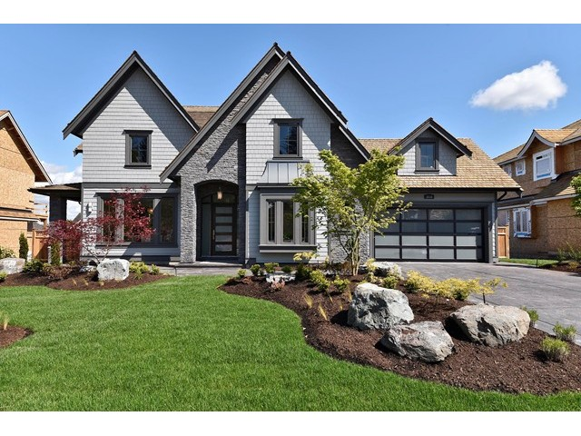 Main Photo: 3830 156A ST in Surrey: Morgan Creek House for sale (South Surrey White Rock)  : MLS® # F1441994